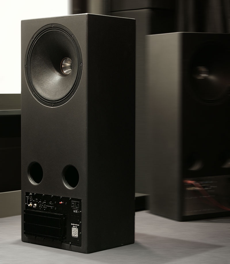 High End mit Voicepoint Lautsprechern